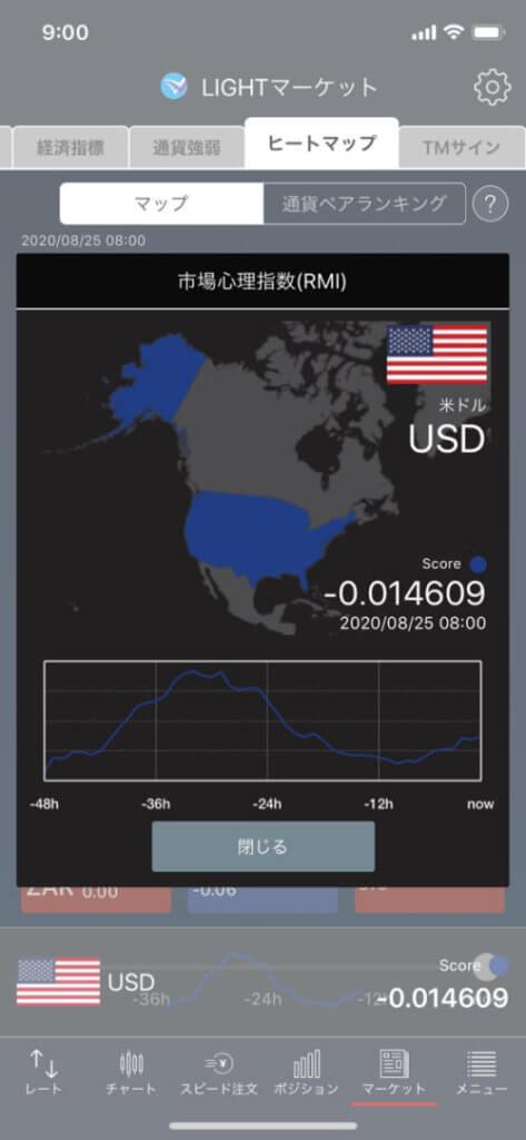 トレイダーズ証券[LIGHTFX]マップ